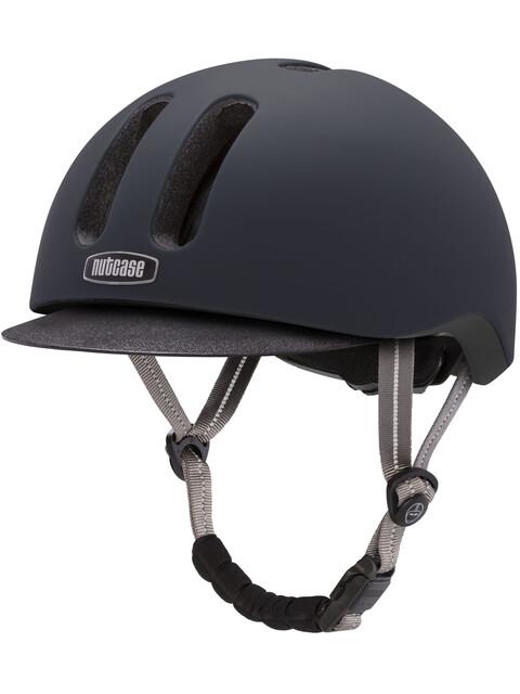 Nutcase Metroride Helmet Unisex, black tie matte